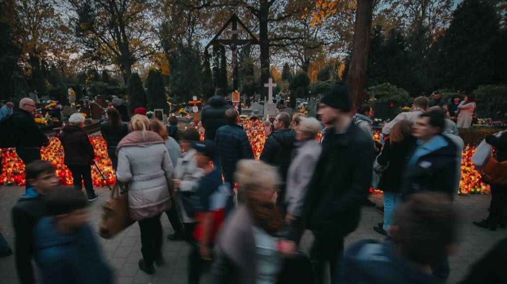 święto zmarłych Wrocław