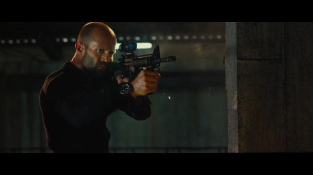 Jason Statham powraca! U jego boku Jessica Alba [WIDEO]