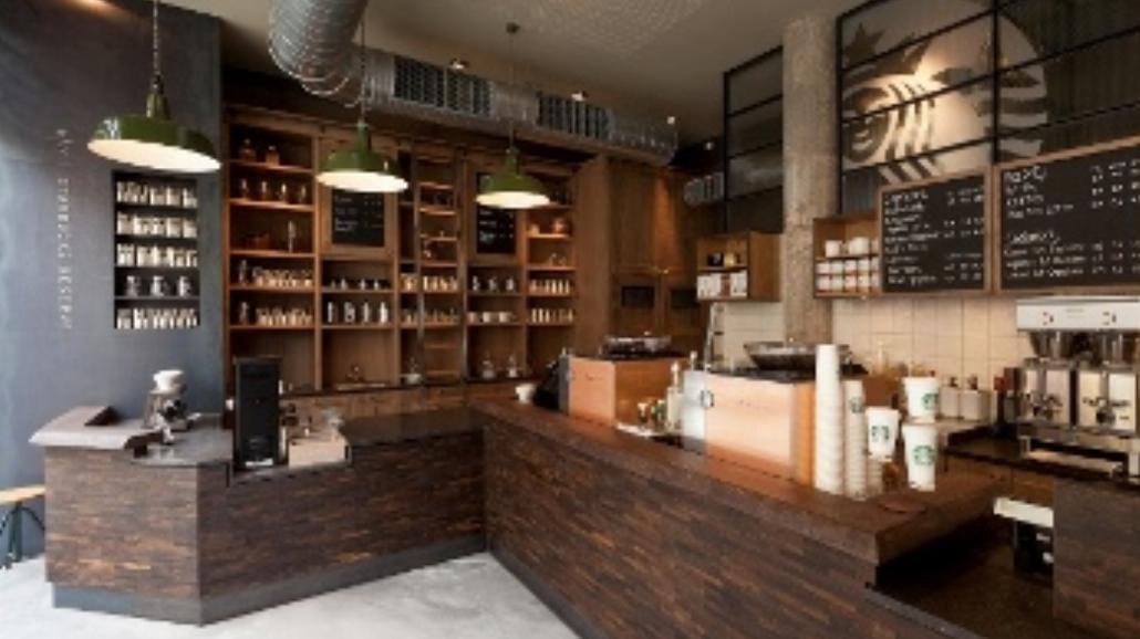 Nowy Starbucks we Wrocławiu
