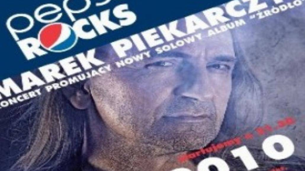 Marek Piekarczyk w Hard Rock Cafe
