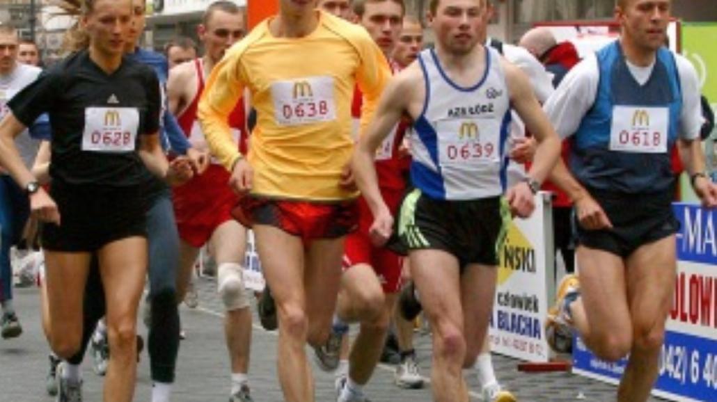 Maraton oczami zwycięzcy