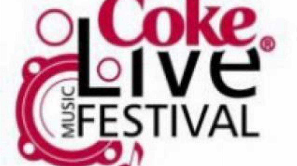 Interpol, The Kooks i White Lies na Coke Live!