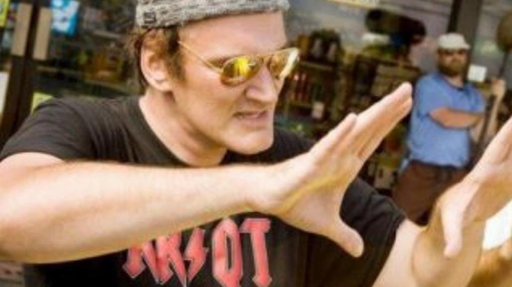 Tego nie wiecie o Quentinie Tarantino!