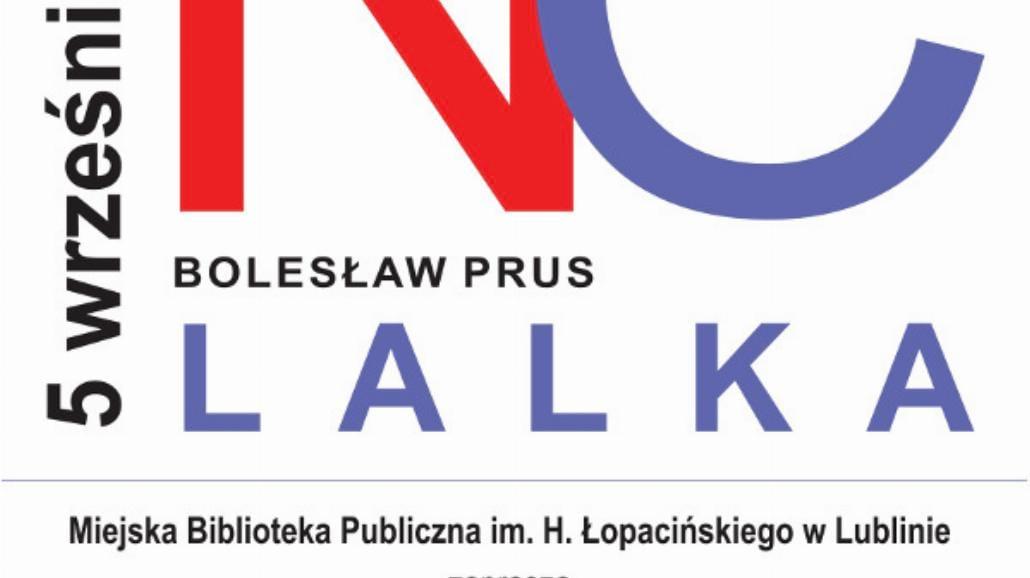 """""""Lalka"""" bohaterką Narodowego Czytania 2015"""