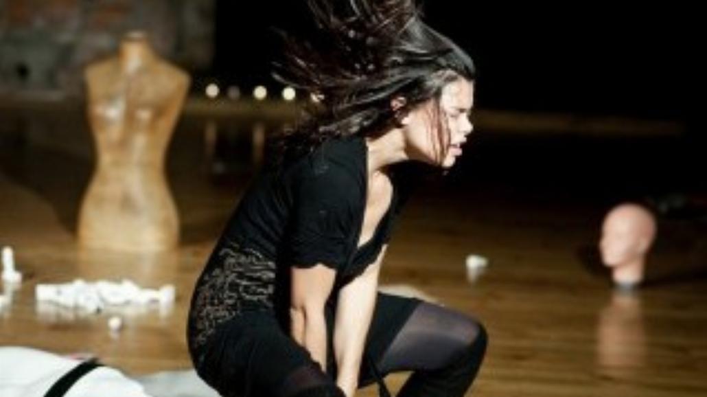 Teatr tańca na otwarcie przeglądu teatralnego
