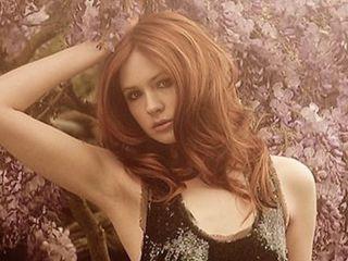 Karen Gillan - brytyjska modelka i aktorka [ZDJĘCIA] - instagam, aktorka, modelka, doktor who