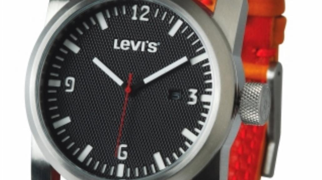 Urodziny zegarków Levi`s
