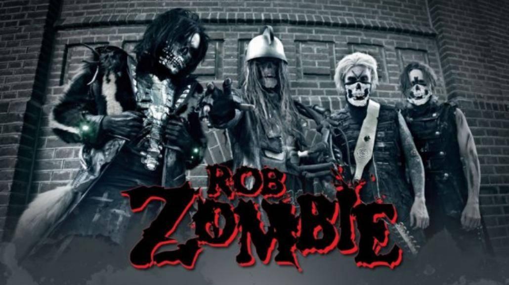 Rob Zombie wystąpi w Warszawie