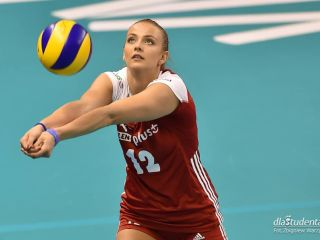 Polki wygrały z Japonią i Rosją w Siatkarskiej Lidze Narodów 2018 [ZDJĘCIA] - turniej, FIVB, siatkówka kobiet, Wałbrzych