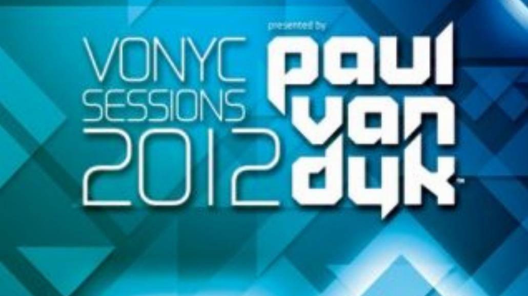 Paul Van Dyk prezentuje hity 2012 roku