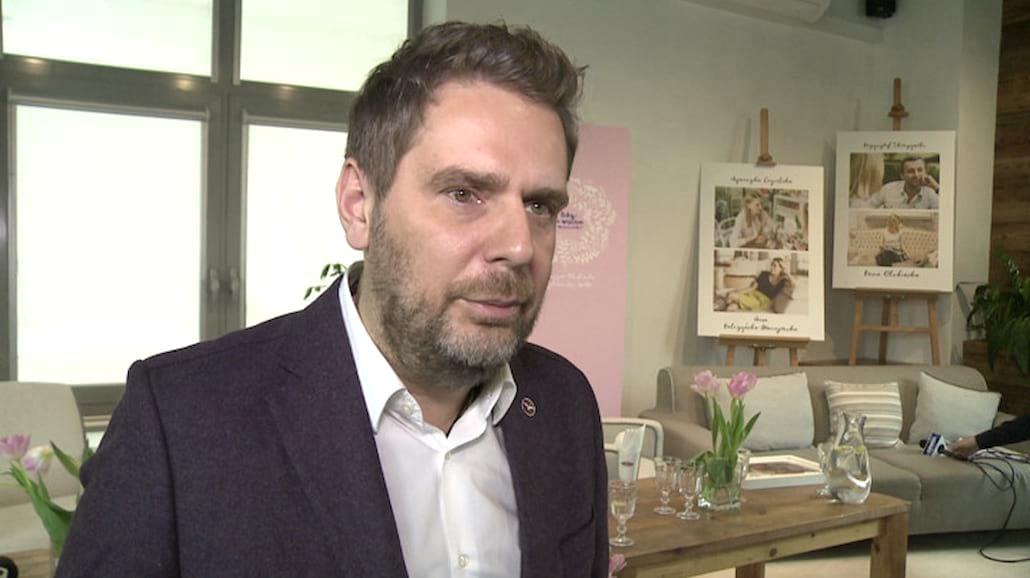 Wojciech Modest Amaro zakłada fundację. Zamierza pomagać uzdolnionej młodzieży