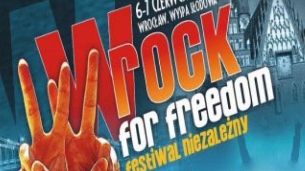 wROCK for Freedom - festiwal niezależny