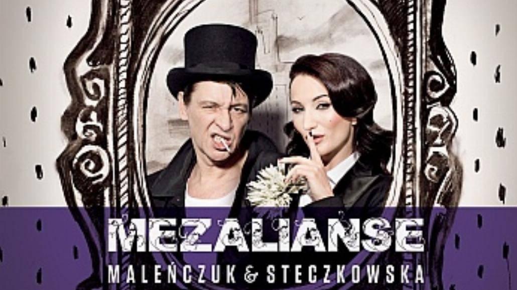 """Album Steczkowska-Maleńczuk """"Mezalianse"""" 21 lutego"""