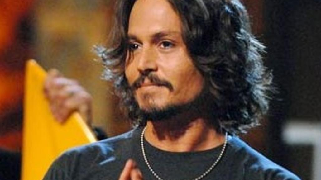 Johnny Depp jednym z Beatlesów?