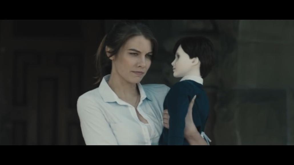 """Gwiazda """"Żywych trupów"""" i nawiedzona lalka w horrorze """"The Boy"""" [WIDEO]"""