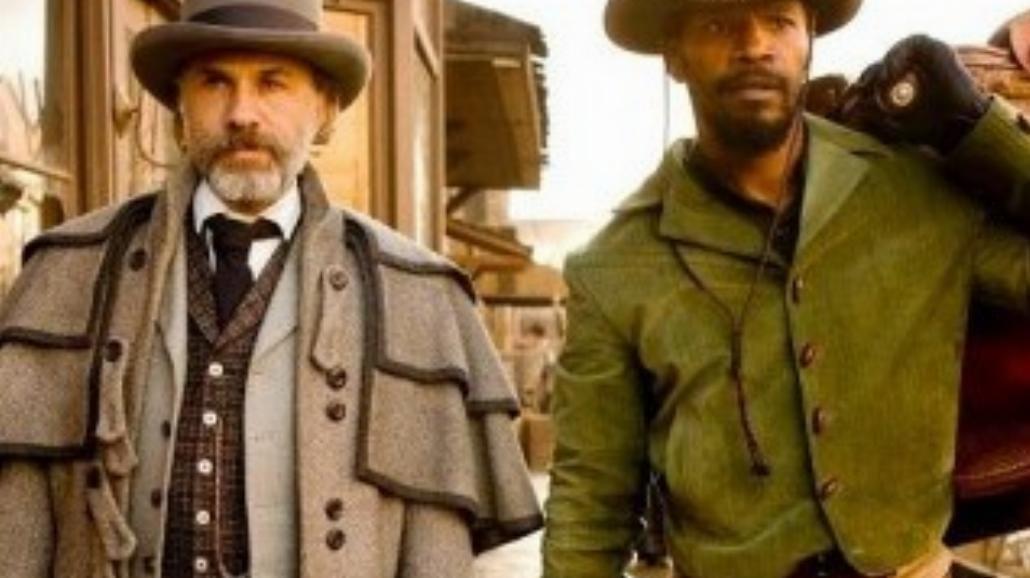 "Quentin Tarantino chce miniserialu ""Django"""