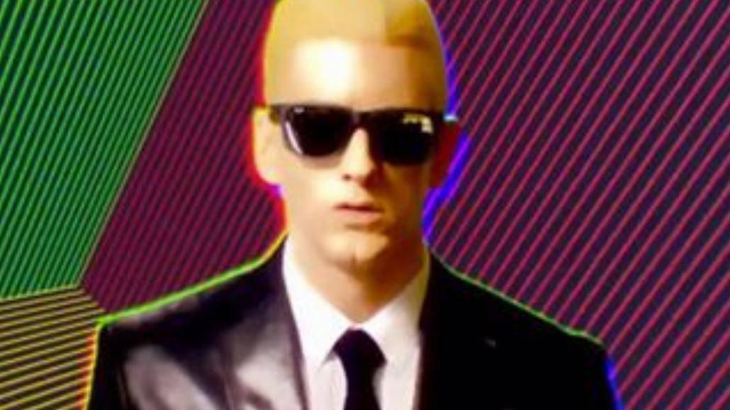 """""""Rap God"""" - nowy teledysk Eminema! (WIDEO)"""