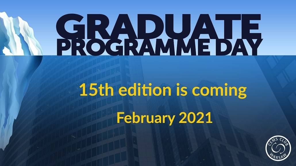 Graduate Programme Day 2021