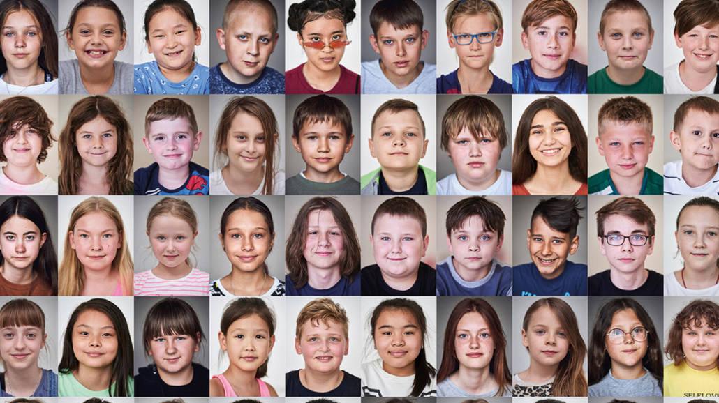 100 polskich twarzy Brave Kids