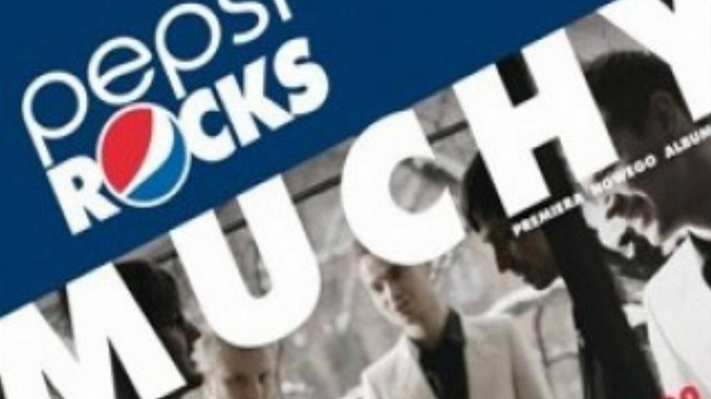 Pepsi Rocks: Muchy w Hard Rock Cafe