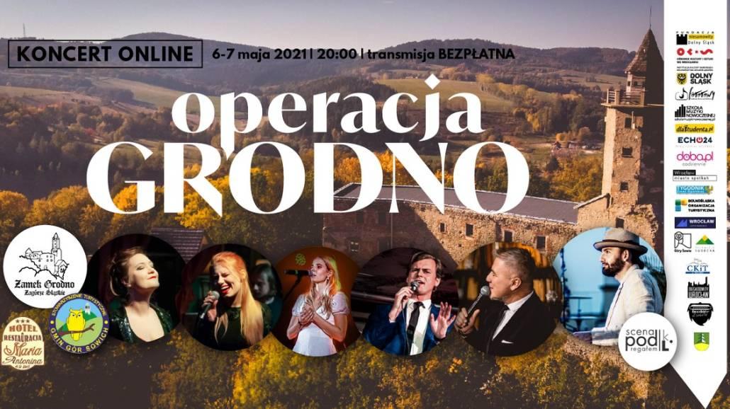 Operacja Grodno koncert online