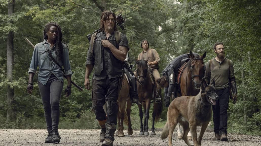 The Walking Dead - sezon 9B