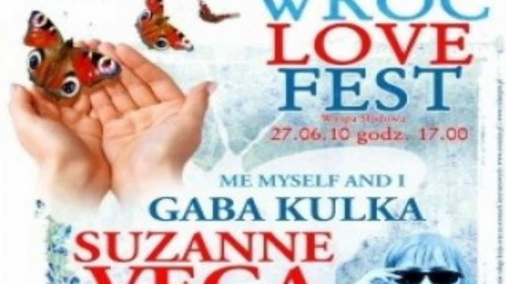 Suzanne Vega na Święcie Wrocławia