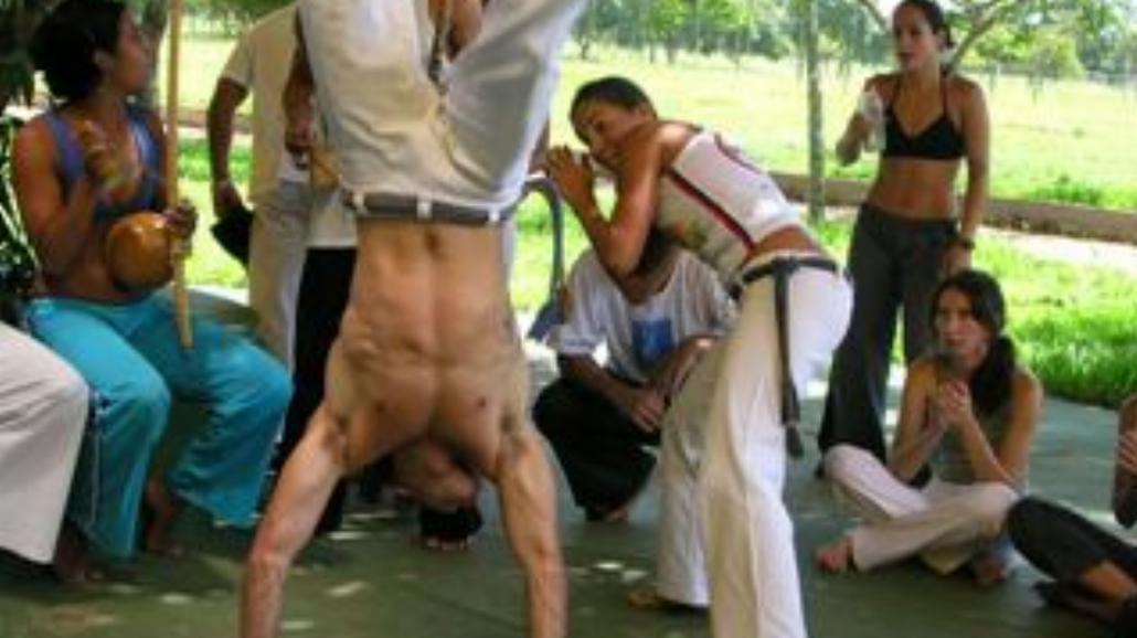 Capoeira dla każdej z Nas!