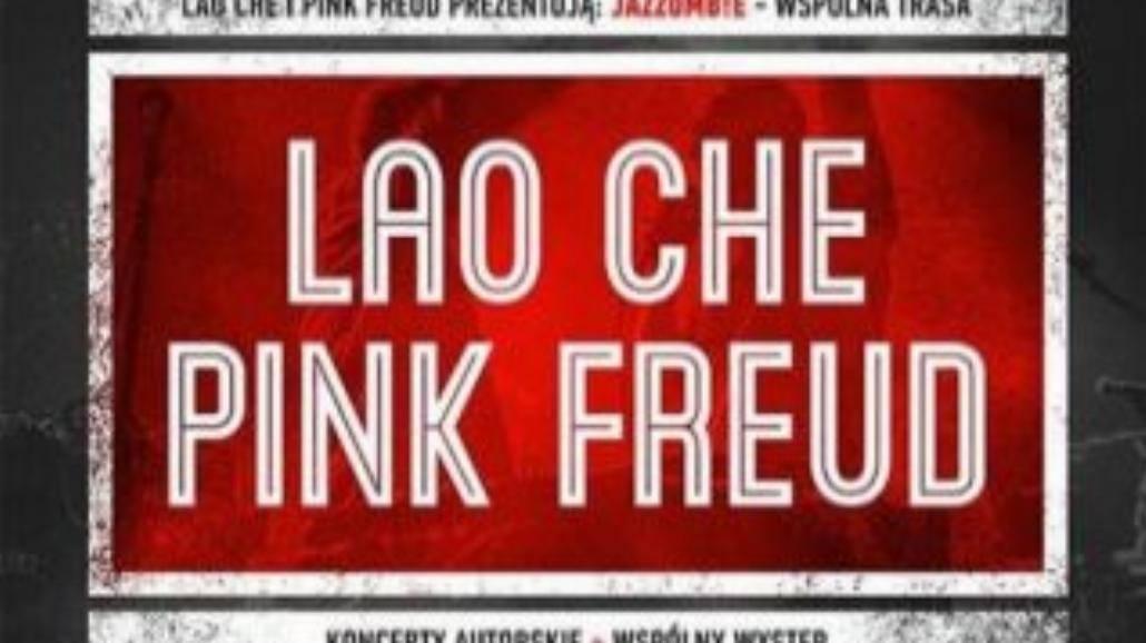 Ostatnie koncerty trasy Lao Che i Pink Freud