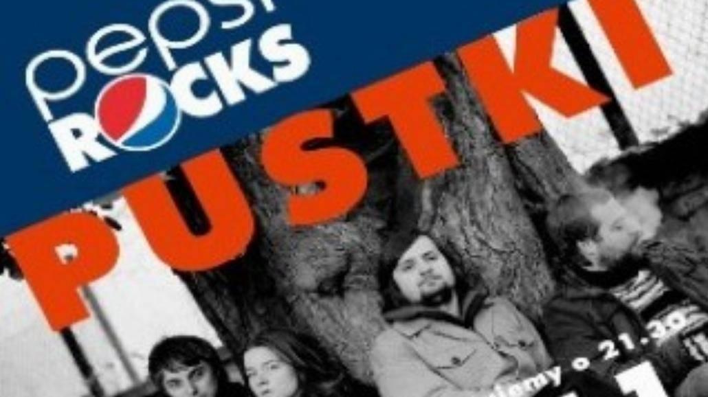 Pepsi Rocks: Pustki w Hard Rock Cafe