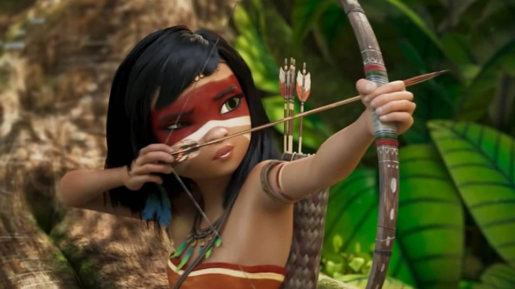 Ainbo – straÅźniczka Amazonii