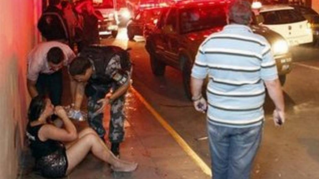 232 studentów zginęło w pożarze w Brazylii