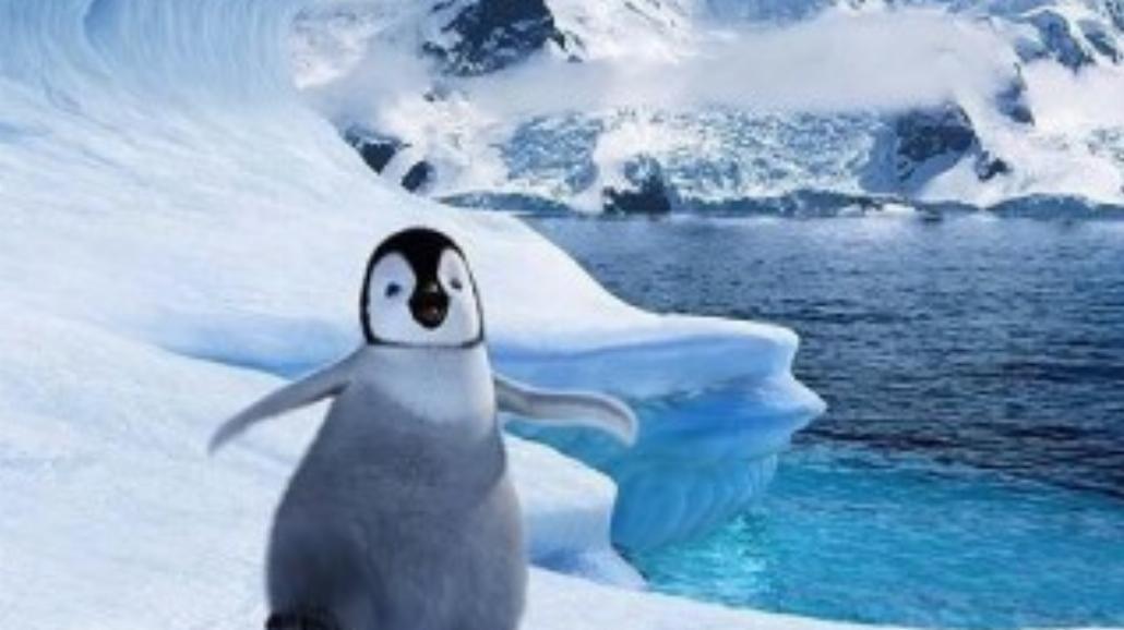 Pingwiny tańczą w nowym zwiastunie