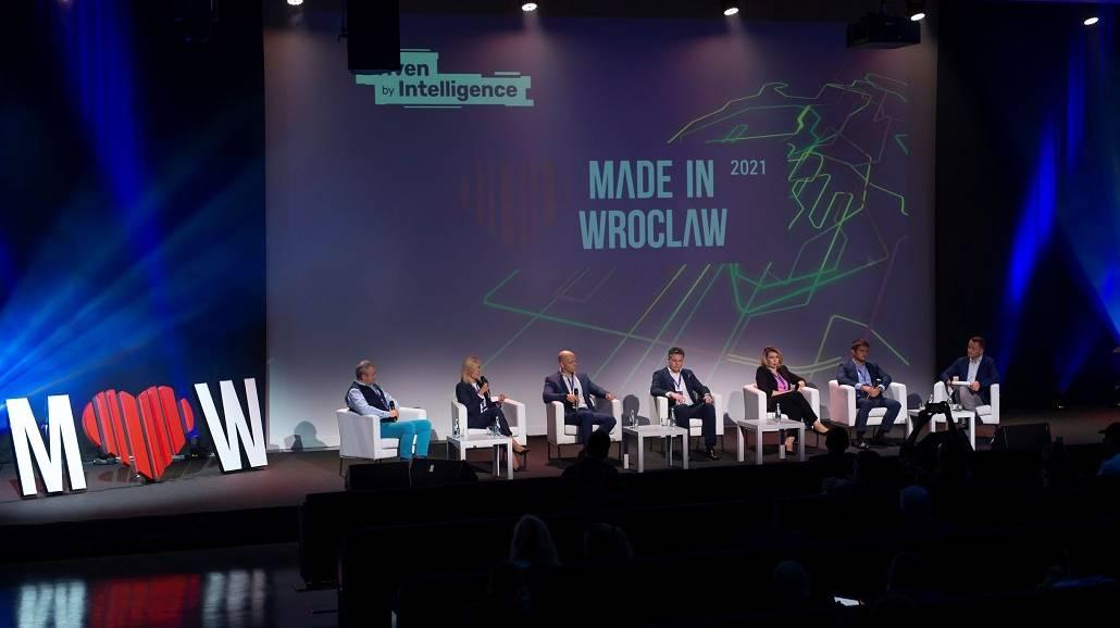 Rozmowy o różnych obliczach sztucznej inteligencji - za nami Made in Wroclaw 2021! - Made in Wrocław 2021, relacja z wydarzenia