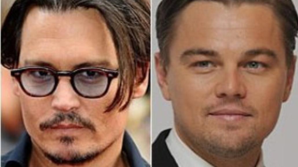 DiCaprio lepszy niż Johnny Depp