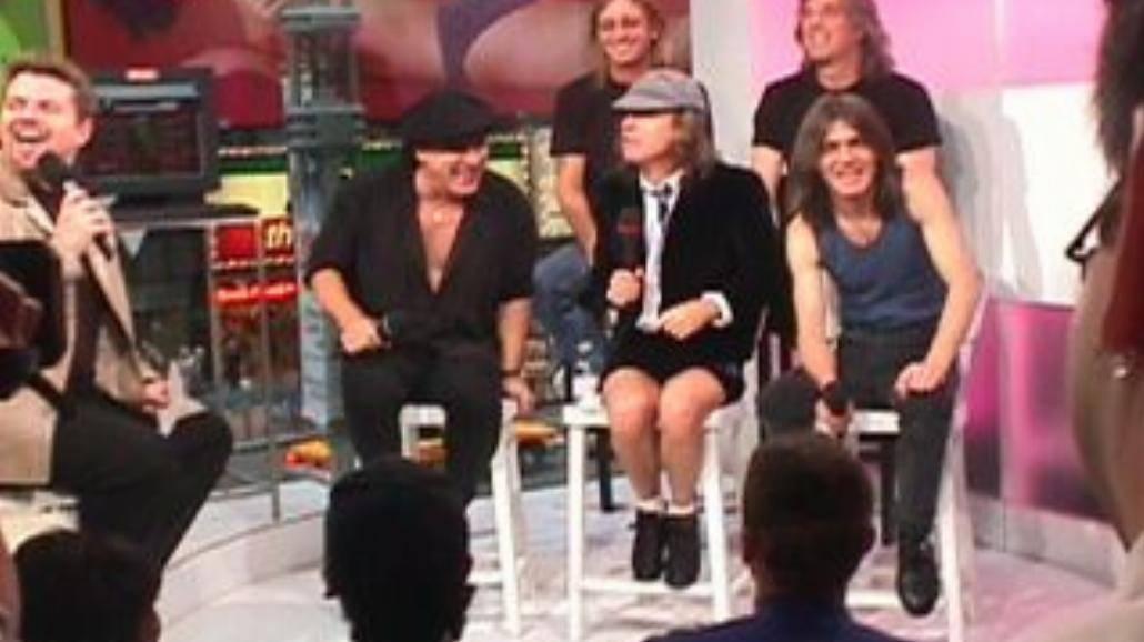 AC/DC wraca po 8 latach
