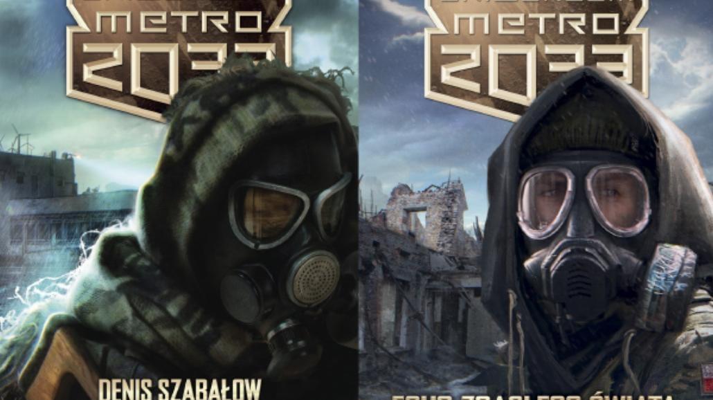 Nowa powieść i zbiór opowiadań z Uniwersum Metro 2033 [FRAGMENT AUDIO]