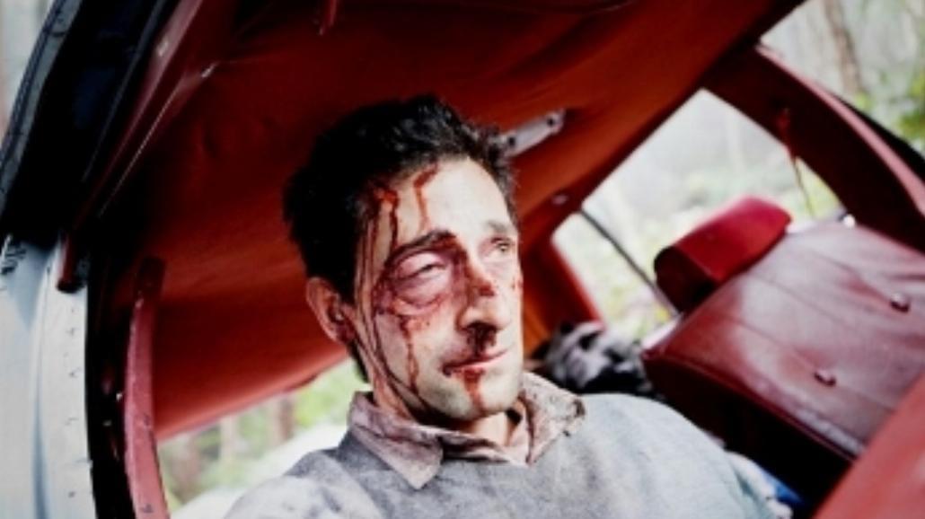 Adrien Brody ofiarą wypadku. Masakra!