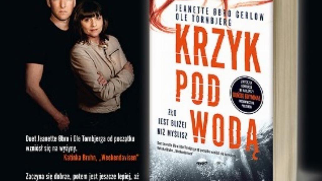 Bestsellerowy duński kryminał wkrótce w Polsce