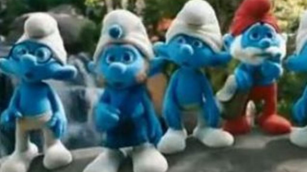 Tak hasają Smurfy! Mamy oficjalny zwiastun!