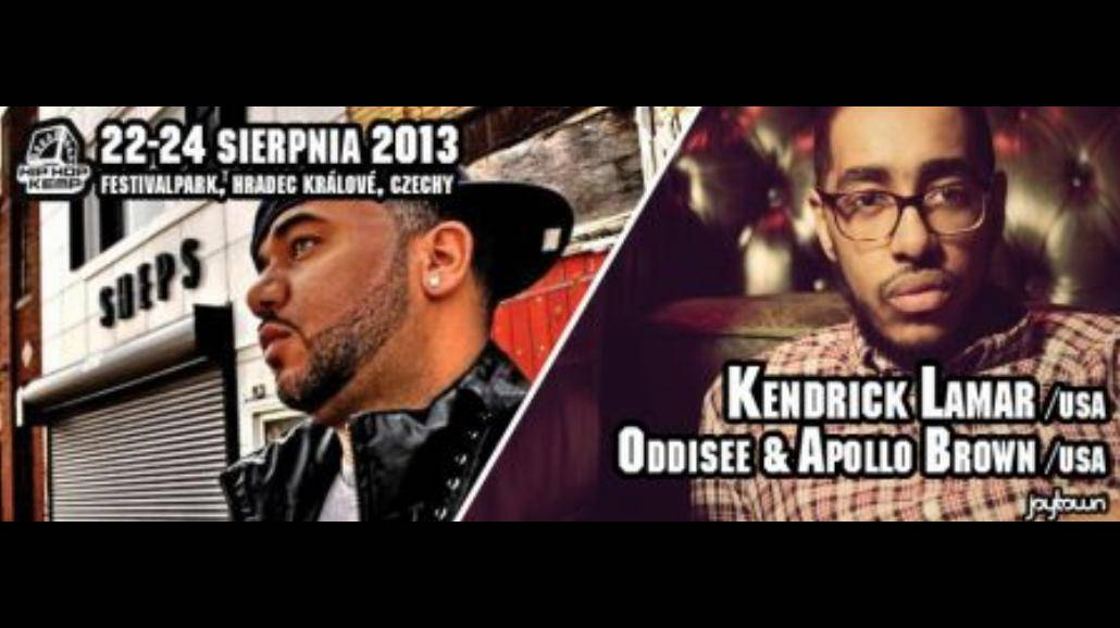 Apollo Brown i Oddisee na Hip Hop Kempie