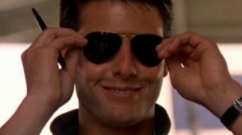 """""""Top Gun"""" powraca w 3D"""