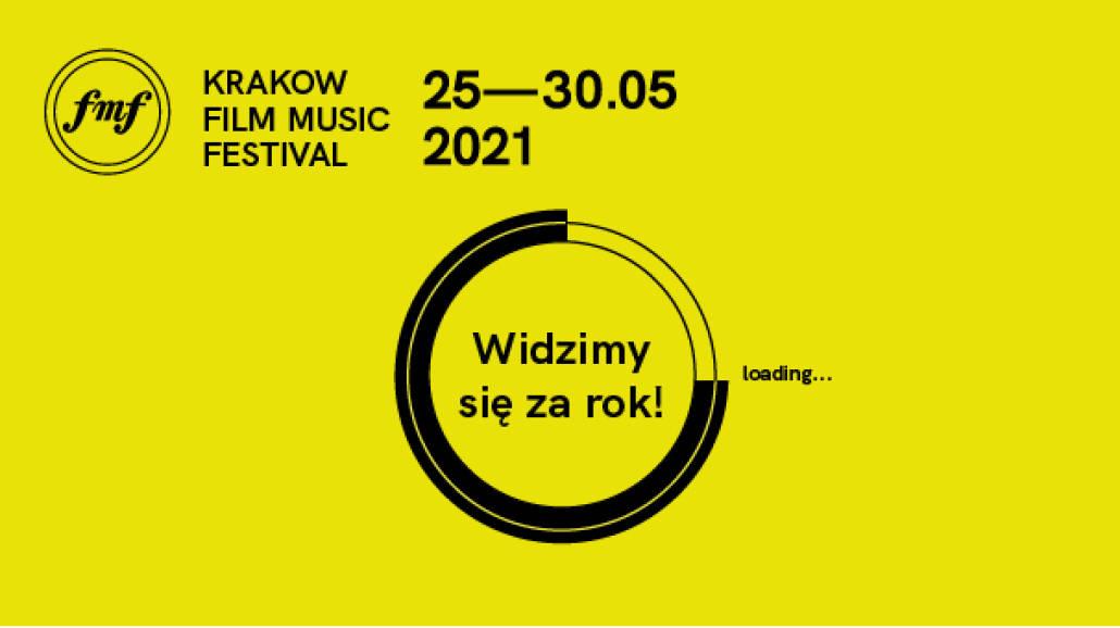 Festiwal Muzyki Filmowej 2020 odwołany