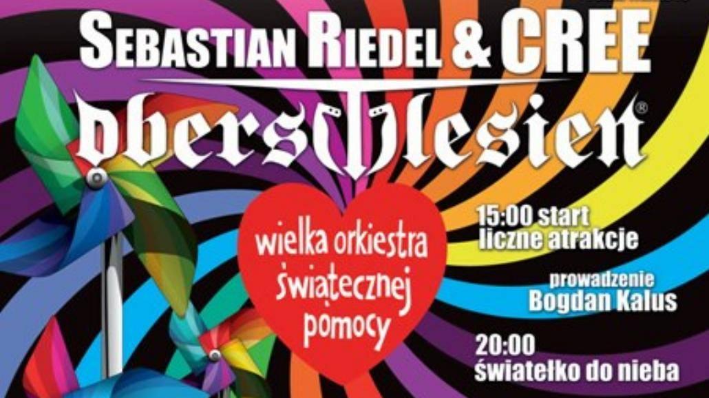 Chorzów będzie tegorocznym sercem Wielkiej Orkiestry Świątecznej Pomocy na Śląsku