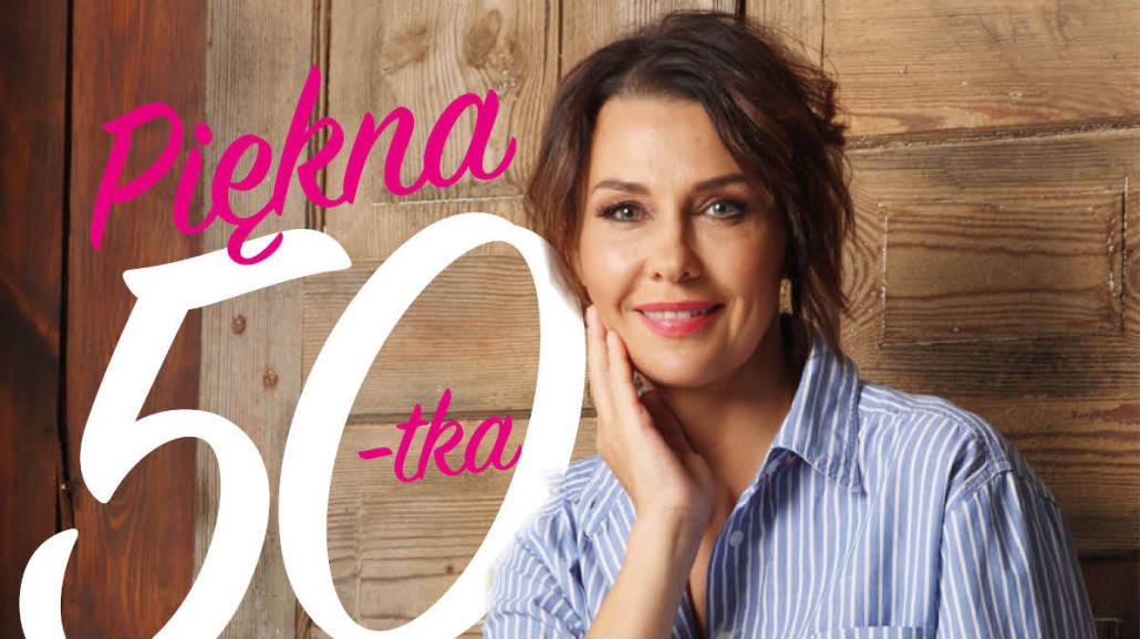 Piękna 50-tka - Anna Popek