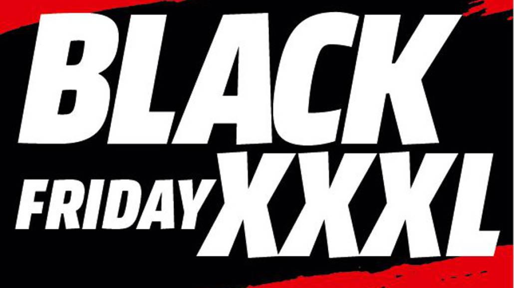 Black Friday XXXL w MediaMarkt