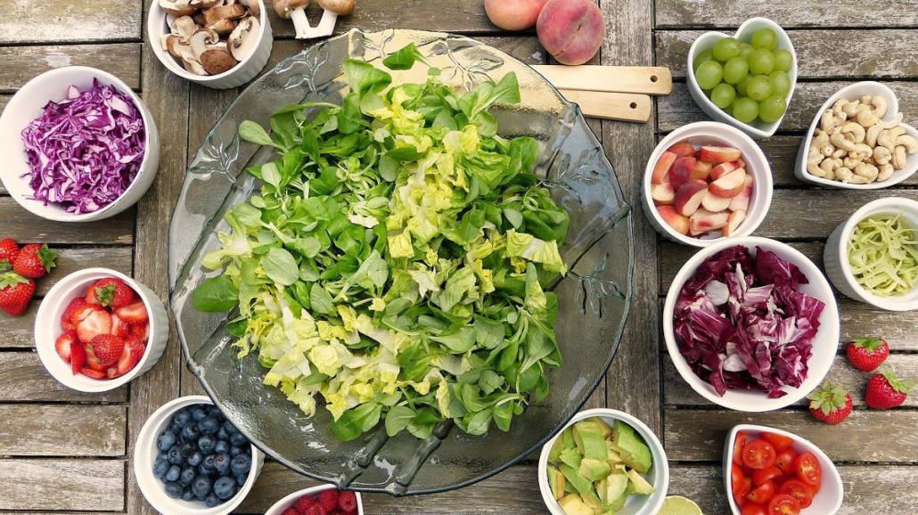 Jak ułoÅźyć zdrową dietę