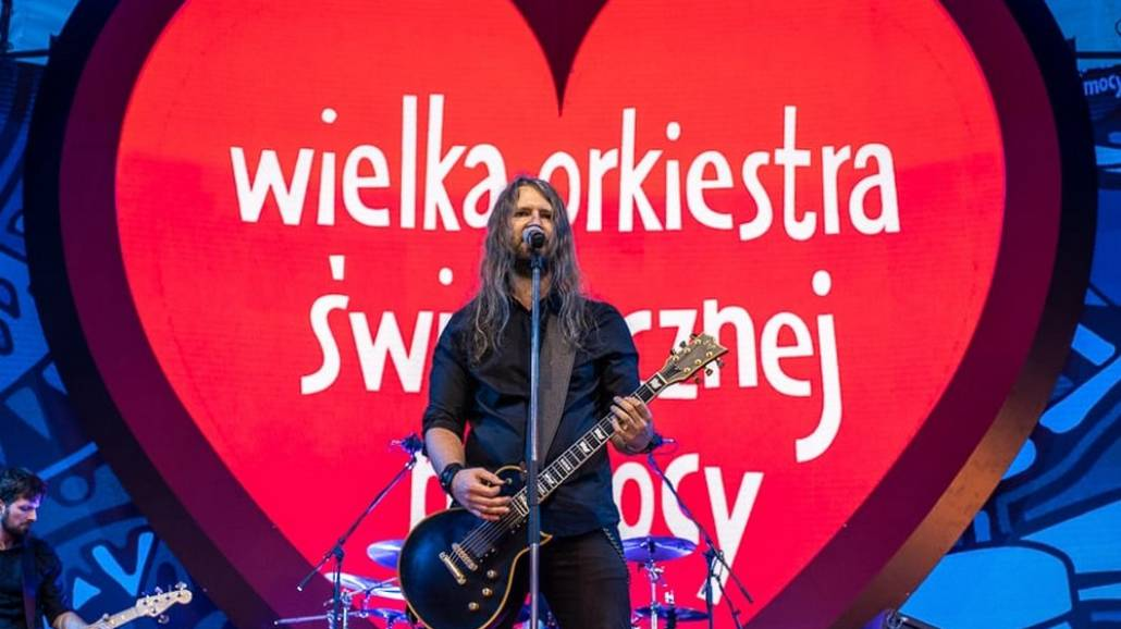 WOŚP 2021 Warszawa