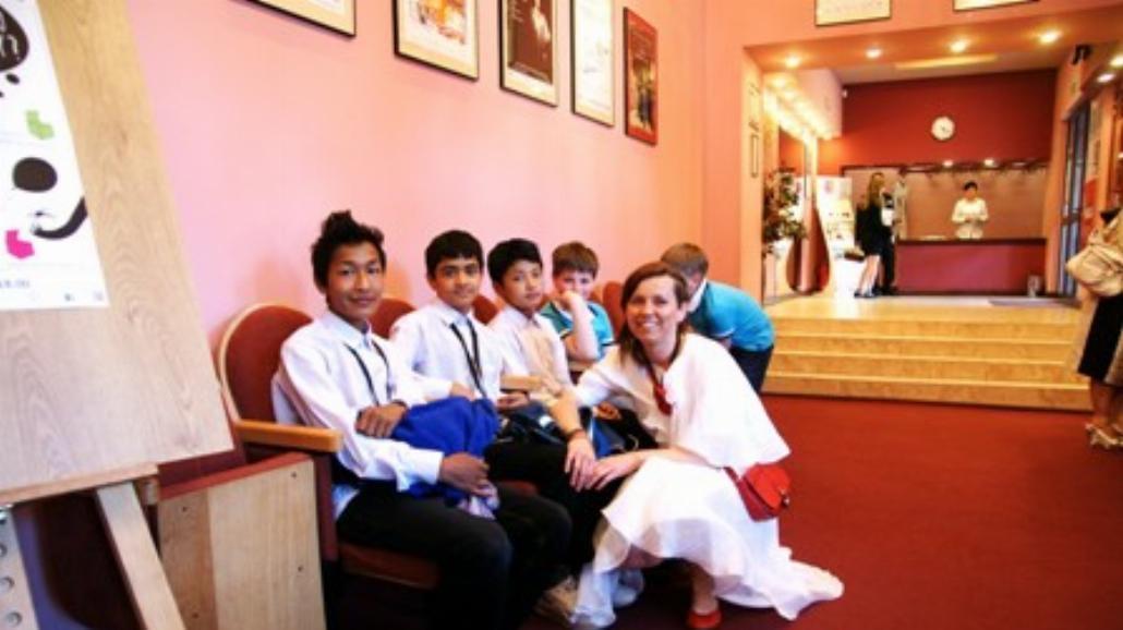 Pomóż Brave Kids z Nepalu