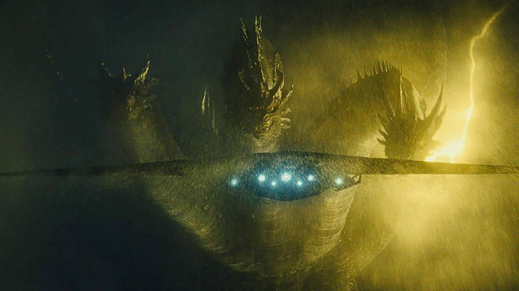 Godzilla II: KrÃłl potworÃłw